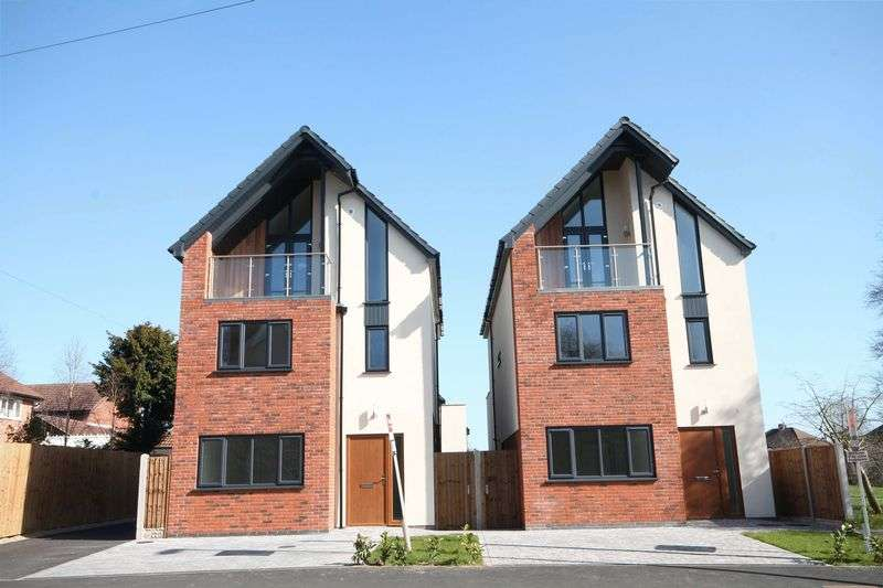 4 Bedrooms Detached House for sale in BLAGREAVES LANE, LITTLEOVER.