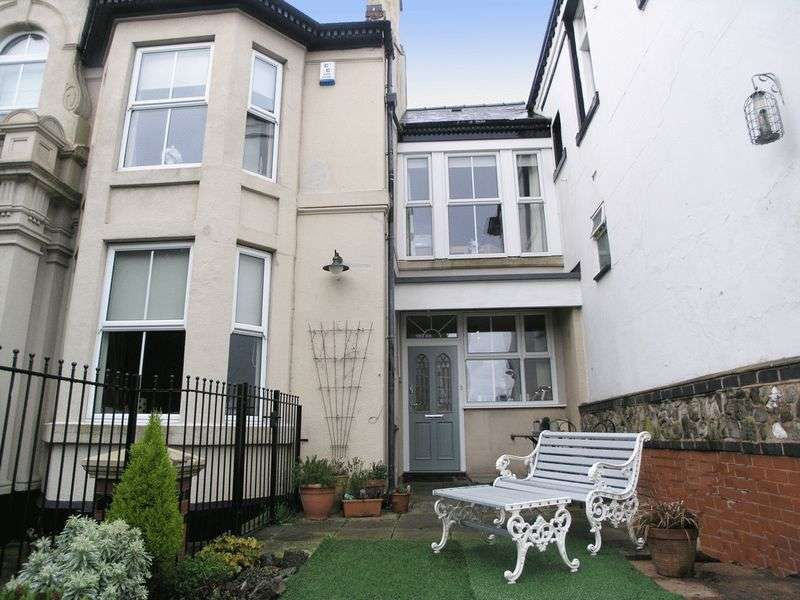 3 Bedrooms Terraced House for sale in BRIERLEY HILL, Church Hill, CHURCH HILL HOUSE