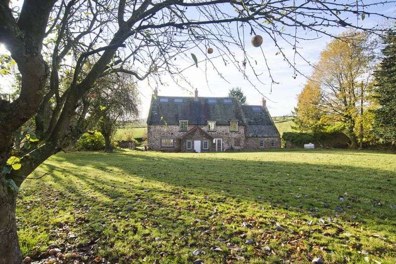 4 Bedrooms Detached House for sale in Llangrove, Ross-On-Wye
