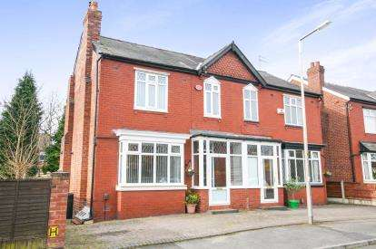 3 Bedrooms Semi Detached House for sale in Katherine Road, Great Moor, Stockport, Cheshire