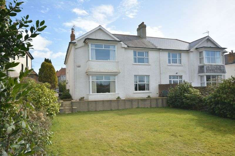 4 Bedrooms Semi Detached House for sale in Merthyr Mawr Road, Bridgend