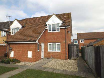 1 Bedroom Semi Detached House for sale in Dereham, Norfolk, .