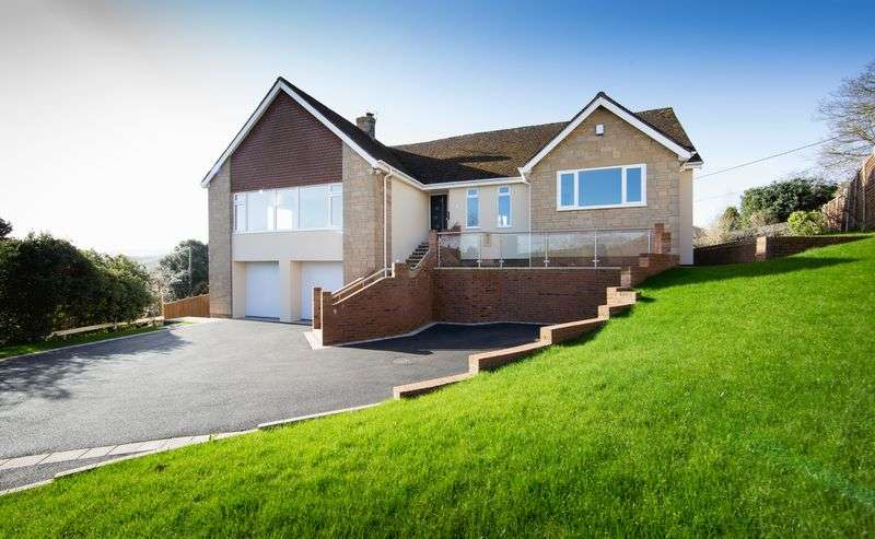 5 Bedrooms Detached House for sale in Lodge Drive, Long Ashton