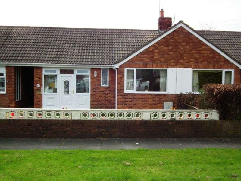 1 Bedroom Semi Detached Bungalow for sale in Green Lane, Morpeth - One bedroom bungalow