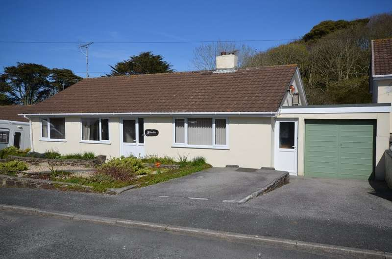 3 Bedrooms Detached Bungalow for sale in Forthvean Crescent, Porthtowan, Cornwall