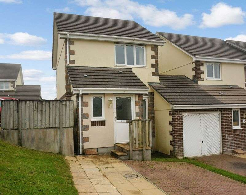 2 Bedrooms House for sale in Sampson Close, Gunnislake