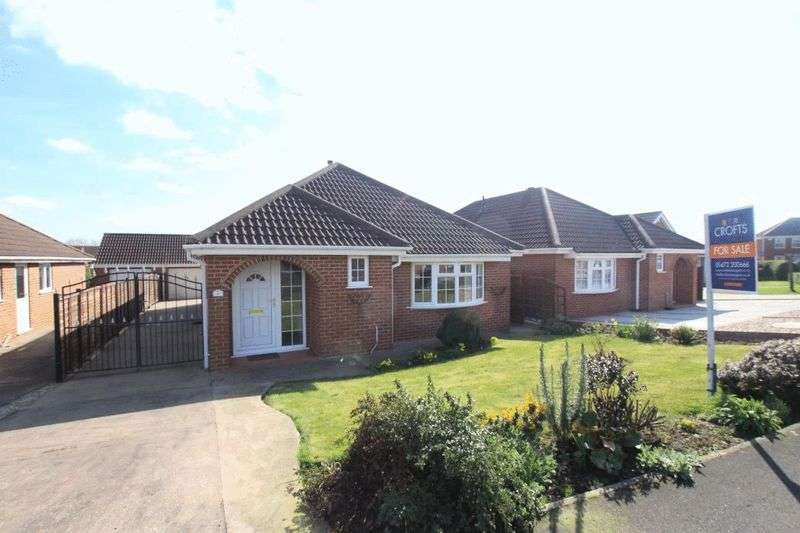 2 Bedrooms Detached Bungalow for sale in CATTISTOCK ROAD, CLEETHORPES