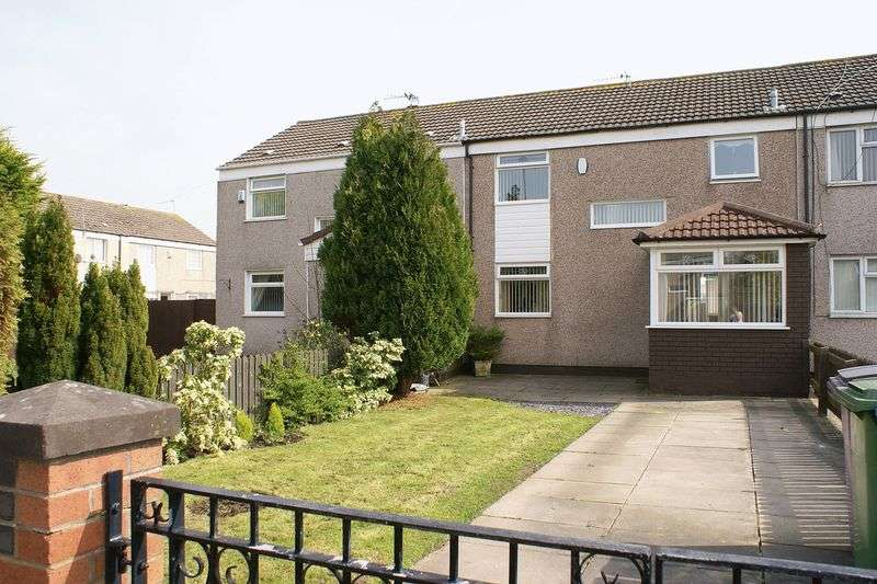 3 Bedrooms Terraced House for sale in Maple Wood Close, Liverpool
