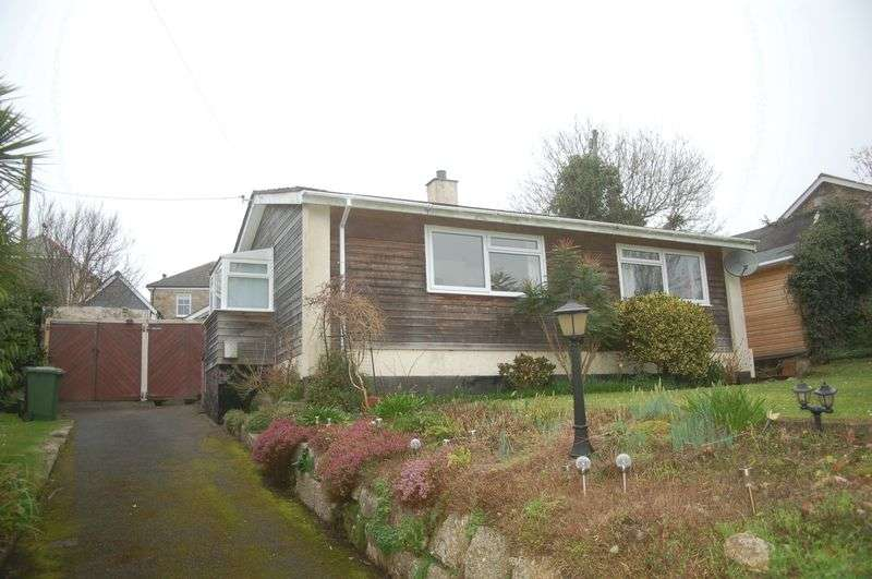 2 Bedrooms Detached Bungalow for sale in Vicarage Lane, Lelant