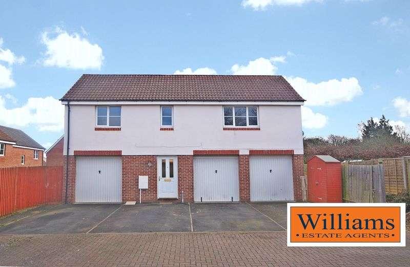 2 Bedrooms Flat for sale in Bullingham Lane, Hereford