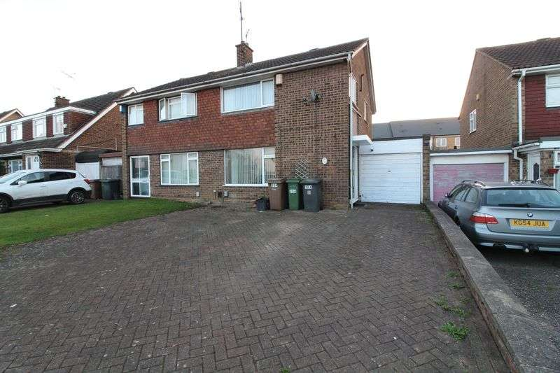 3 Bedrooms Semi Detached House for sale in Three bed semi detached in Top Hill