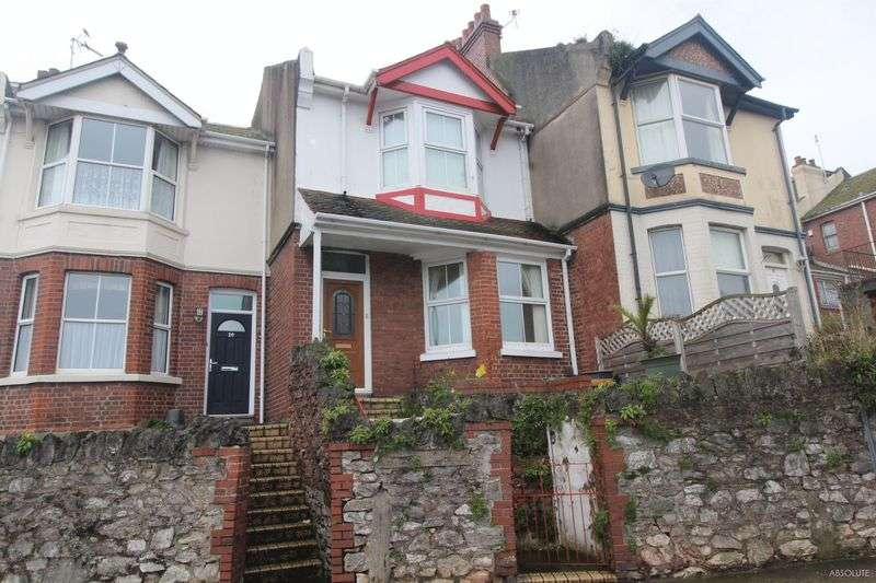 2 Bedrooms Terraced House for sale in St Michaels Road, Paignton
