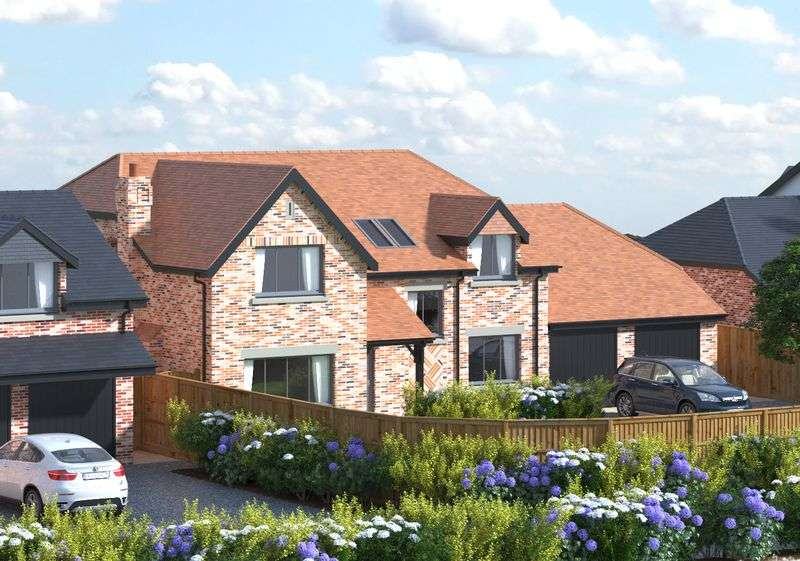 4 Bedrooms Detached House for sale in Springfield Road, Aughton