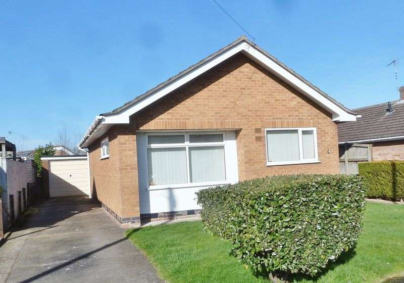2 Bedrooms Detached Bungalow for sale in Elm Crescent, Skegness
