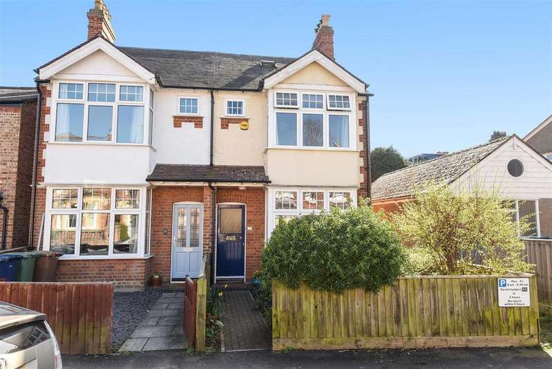 3 Bedrooms Semi Detached House for sale in Islip Road, North Oxford