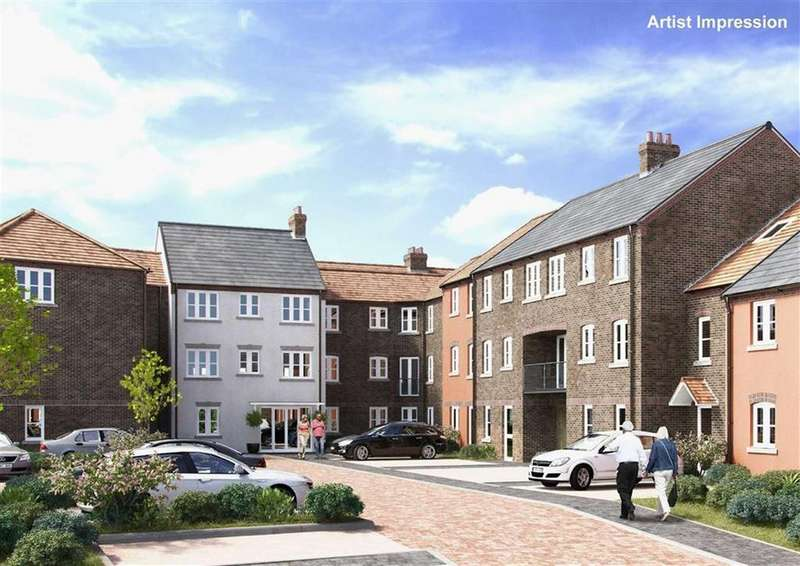 1 Bedroom Apartment Flat for sale in Talbot Court, Salop Street, High Town, Bridgnorth, Shropshire, WV16