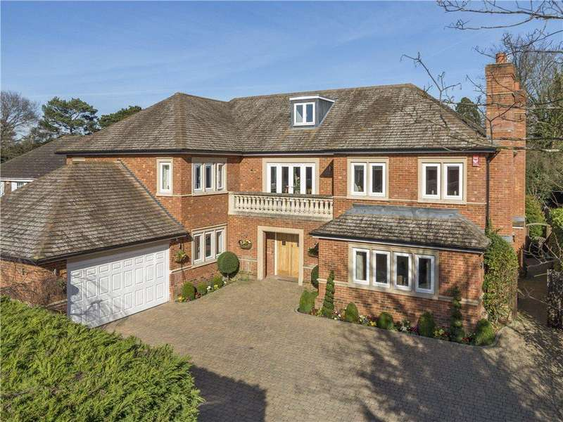 6 Bedrooms Detached House for sale in Miles Lane, Cobham, Surrey, KT11