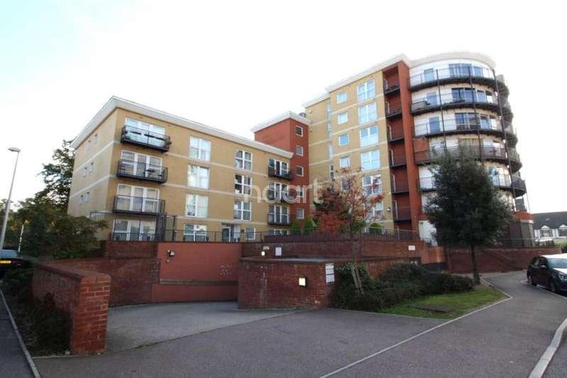 2 Bedrooms Flat for sale in Regal House, Newbury Park