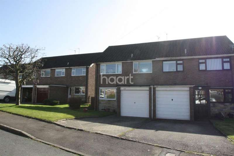 3 Bedrooms Semi Detached House for sale in Hillcrest Road, Wyesham, Monmouth, Monmouthshire