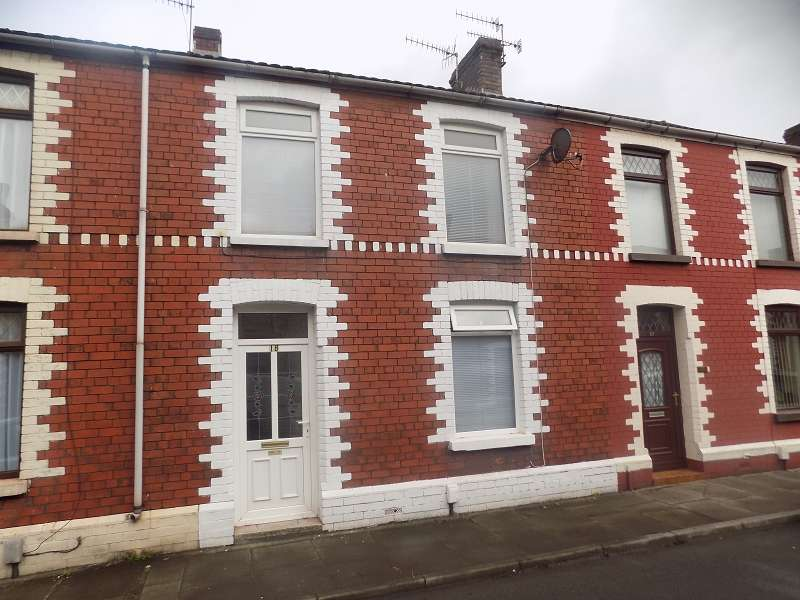 3 Bedrooms Terraced House for sale in Ffrwd-wyllt Street, Taibach, Port Talbot, Neath Port Talbot. SA13 1TH