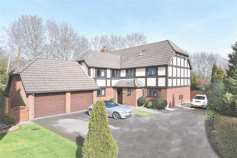 6 Bedrooms Detached House for sale in SHIRE CLOSE, WHITELEY