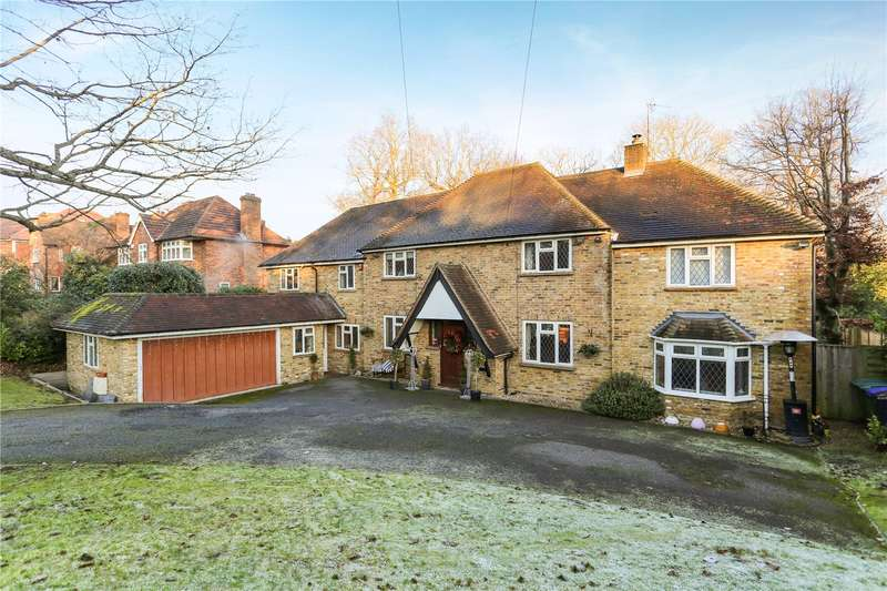 5 Bedrooms Detached House for sale in Daleside, Gerrards Cross, Buckinghamshire, SL9