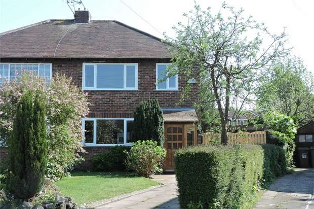 3 Bedrooms Semi Detached House for rent in Morland Avenue, Bromborough, WIRRAL, Merseyside