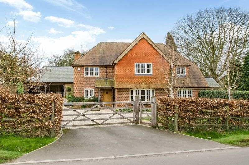 4 Bedrooms Detached House for sale in Timsbury