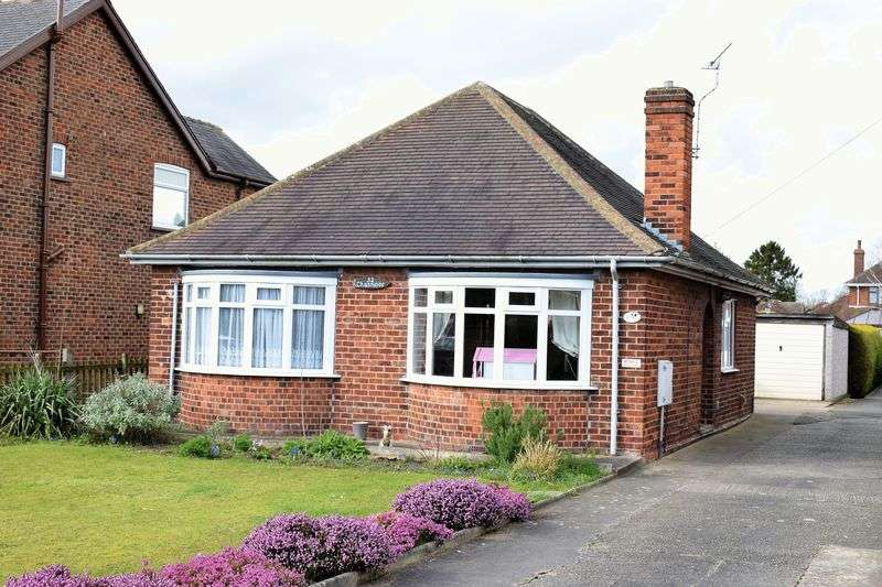 3 Bedrooms Detached Bungalow for sale in Glanford Road, Brigg