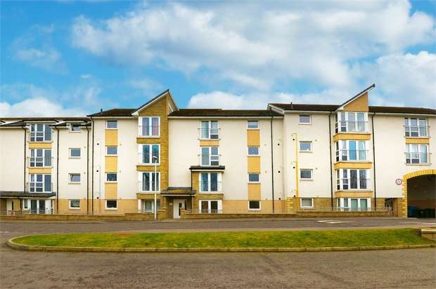 2 Bedrooms Flat for sale in Riverside Court, Nairn, Highland