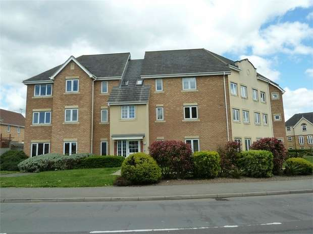 2 Bedrooms Flat for sale in Clay Furlong, Leighton Buzzard, Bedfordshire