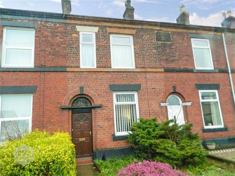 3 Bedrooms Terraced House for sale in Tottington Road, Bury, Lancashire