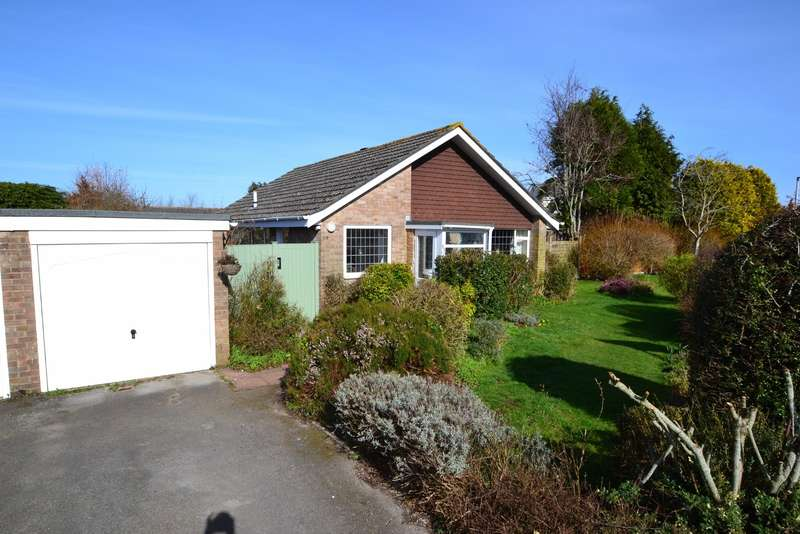 2 Bedrooms Detached Bungalow for sale in Merley
