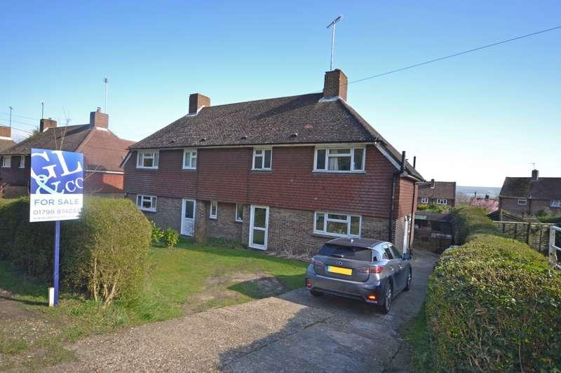 3 Bedrooms Detached House for sale in Brookview, Coldwaltham, West Sussex, RH20