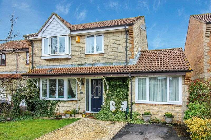 4 Bedrooms Detached House for sale in Magnolia Close, Frome