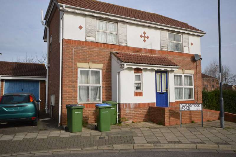 3 Bedrooms Detached House for sale in Waldstock Road, Thamesmead