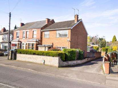 3 Bedrooms Detached House for sale in Burton Road, Carlton, Nottingham, Nottinghamshire