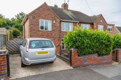3 Bedrooms Semi Detached House for sale in Ernest Road, Carlton, Nottingham