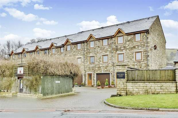 3 Bedrooms Town House for sale in Vale Mill Court, Edenfield, Ramsbottom, Bury, Lancashire