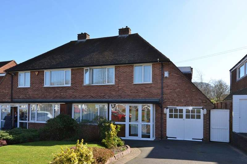 4 Bedrooms Semi Detached House for sale in Heath Road South, Northfield, BOURNVILLE VILLAGE TRUST