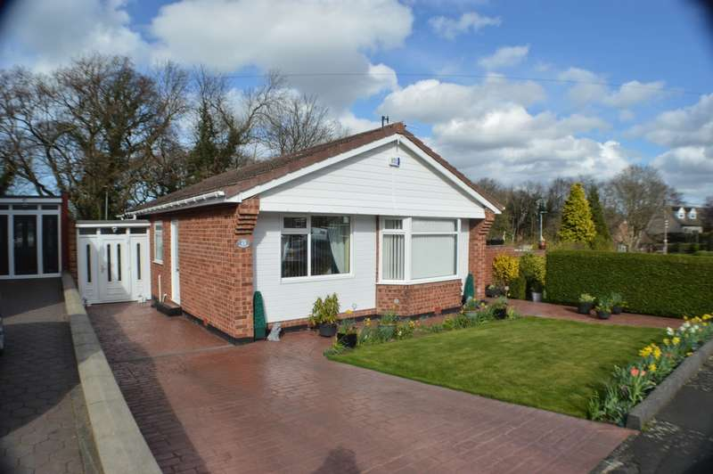 3 Bedrooms Bungalow for sale in Dene Crescent, Ryton, NE40