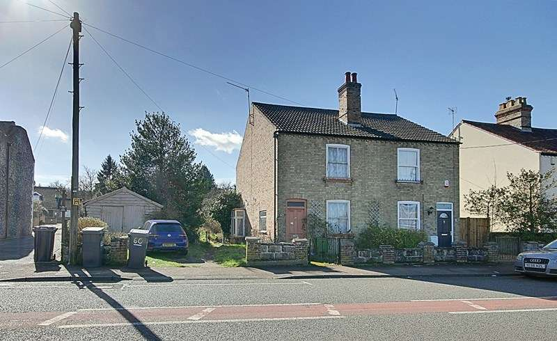 3 Bedrooms Semi Detached House for sale in Thetford Road, Brandon