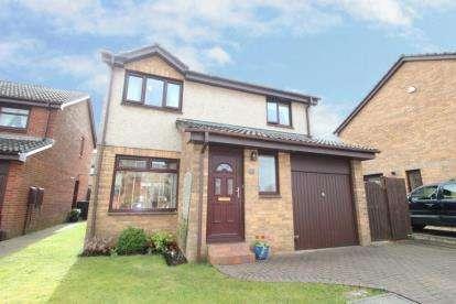 3 Bedrooms Detached House for sale in Westerdale, Stewartfield, East Kilbride, South Lanarkshire