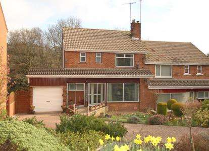 3 Bedrooms Semi Detached House for sale in Charnley Avenue, Sheffield