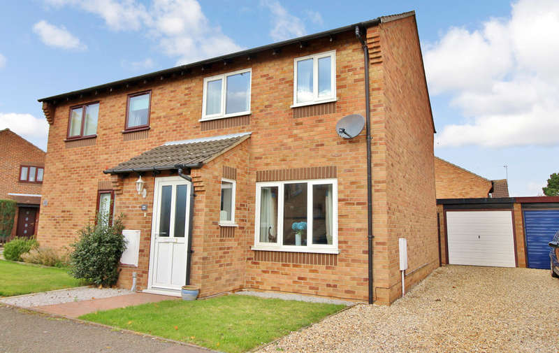 3 Bedrooms Semi Detached House for sale in Arthurton Road, Spixworth