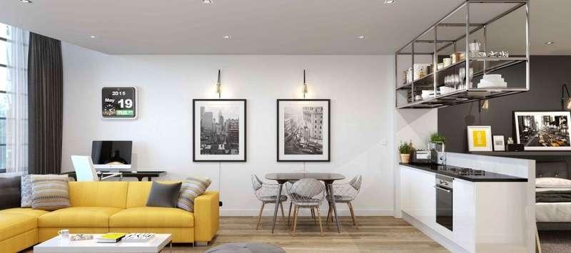 1 Bedroom Flat for sale in Wrentham Street , Digbeth