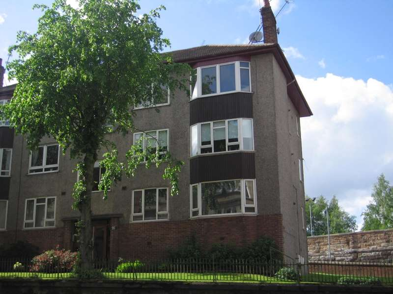 2 Bedrooms Flat for sale in 0/2, 48 Clarkston Road, Glasgow, G44 3QJ