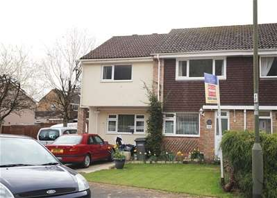 4 Bedrooms Semi Detached House for sale in Lancaster Drive, Paignton