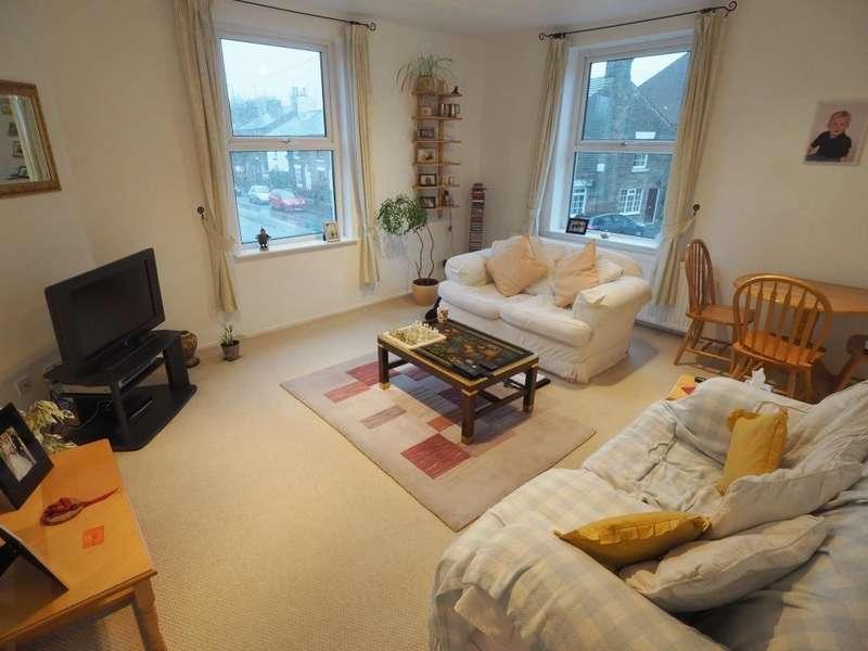 1 Bedroom Flat for sale in Waterside Road, New Mills, High Peak, Derbyshire, SK22 3AS