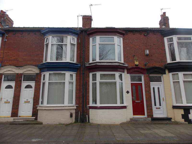2 Bedrooms Terraced House for sale in Alphonsus St, Middlesbrough, TS3 6DZ